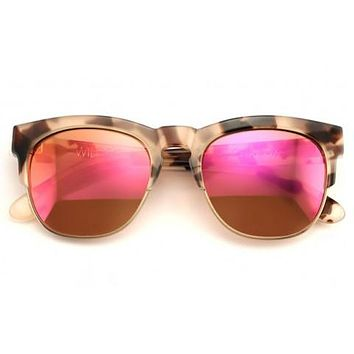 Wildfox - Clubfox Deluxe Antique Leaves Sunglasses