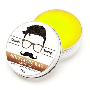 [FREE OFFER DETAILS BELOW!] Natural Conditioning Softener Beeswax Moustache Wax Conditioner