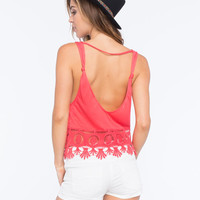 OTHERS FOLLOW Haven Womens Cami | Tanks