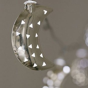 Crescent Moon Fairy Lights - Urban Outfitters