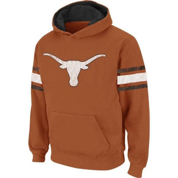 Texas Longhorns Preschool Burnt Orange Vintage Fullback Hooded Sweatshirt - http://www.shareasale.com/m-pr.cfm?merchantID=42812&userID=1042934&productID=549288457 / Texas Longhorns