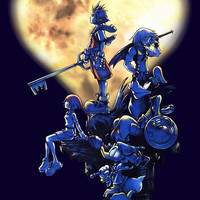 Kingdom Hearts by SquareEyedJak