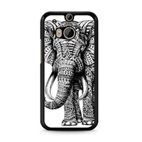 Aztec Elephant Tribal Ornate HTC One | M8 case