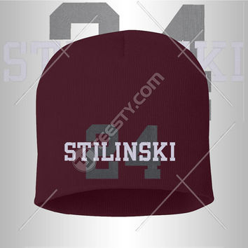 Stilinski 24 Beanie Beanies Teen Wolf Beanie Beanies Short Beanies Long Beanies Beacon Hills Stiles Stilinski 24 Winter Hats Stilinski 24