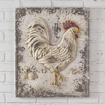 Rooster Wall Décor