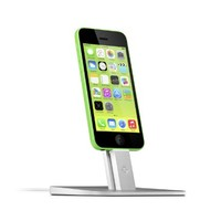 Twelve South HiRise for iPhone/iPad, silver | Adjustable Charging Stand - Lightning cables not included