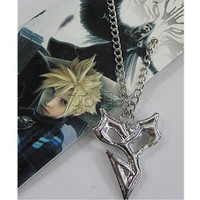 Game Final Fantasy X 10 Tidus Necklace Cosplay Pendant Chain Costume Props Collectible Toy