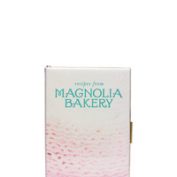 Kate Spade Magnolia Bakery Recipe Book Clutch Multi ONE