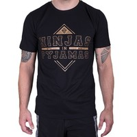 Ninjas In Pyjamas Casual T-shirt