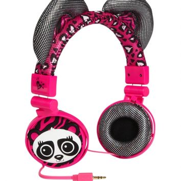 Panda Critter Headphones | Girls Tech Accessories Room, Tech & Toys | Shop Justice