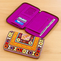 Embroidered Tribal Wallet | Clothing and Accessories | Accessories | World Market