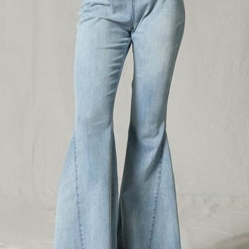 Bell Bottoms, Denim