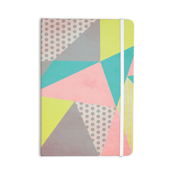 "Louise Machado ""Geometric Pastel"" Everything Notebook"