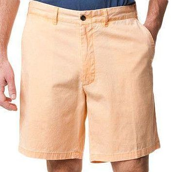 Island Canvas Short in Sherbet by Castaway Clothing