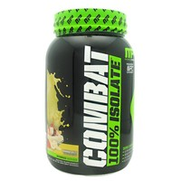 Muscle Pharm Hybrid Series Combat 100% Isolate Whey Protein Banana