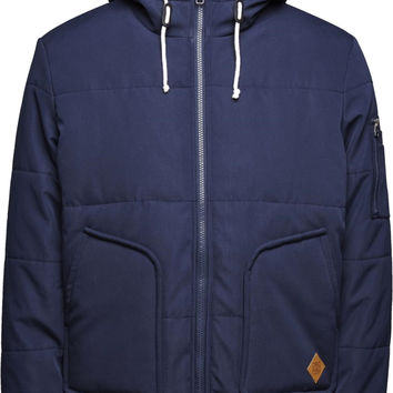 Jack & Jones Zapp Hooded Padded Bomber Jacket