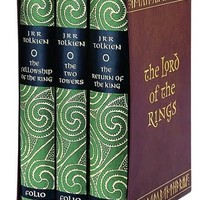 The Lord of the Rings (Folio Society Edition)