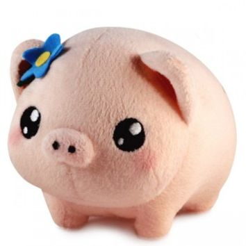 Gertrude the Pig Plush