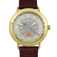 Frank Lloyd Wright S.C. Johnson Watch Gold