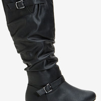 Kalisa-106 All Day Slouch Boot