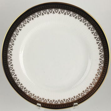 Royal Albert Clarence bread & butter plate