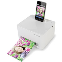 The iPhone 4 Photo Printer