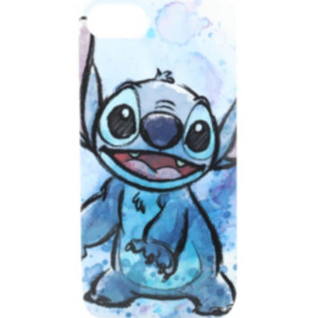 Lilo & Stitch Happy Watercolor iPhone 5/5S Case