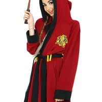 HARRY POTTER HOODED ROBE