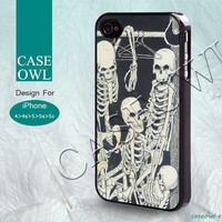 Phone cases, iPhone 5 case, iPhone 5C case, Samsung S3 S4 case, iPhone 5S case, iPhone 4/4s case, Skull, iPhone case, Case No-40475