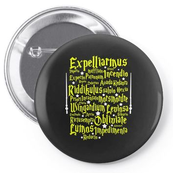 Expelliarmus Harry Potter Spell Pin-back button
