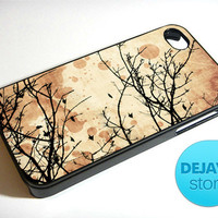 Tree Branch Winter Story iPhone 4 / 4S Case