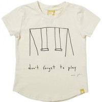 Don't Forget To Play Short Sleeve T-Shirt Oatmeal | Boys T-Shirts, Shirts and Tops | Rock Your Baby