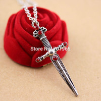 Harry Potter Sword of Gryffindor Pendant Necklace