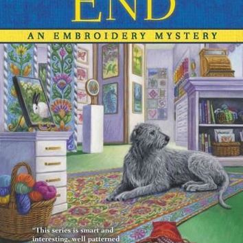 Thread End (Embroidery Mysteries)