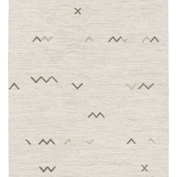 Montezuma Southwest Area Rug Gray