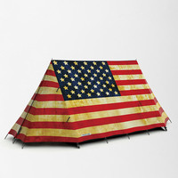 FieldCandy American Flag Tent