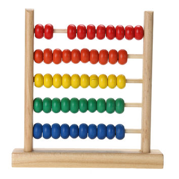 Baby Wooden Toy Small Abacus