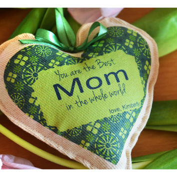Mother's Day Gift Ideas, Personalized gift, personalised heart,mom gift, Mother's Day Gift, Mother's heart (HM6)