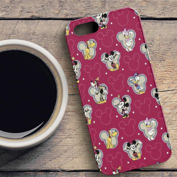 Swag Hipster Mickey iPhone SE Case