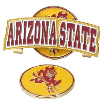 Arizona State Sun Devils Slider Hat Clip