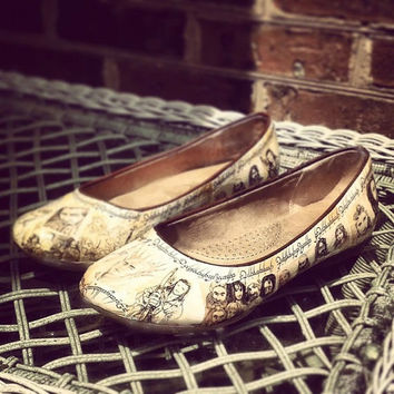 "Lord Of The Rings ""Hobbit"" Shoes/Ballet Flats"