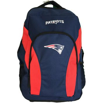 New England Patriots NFL Draft Day Backpack