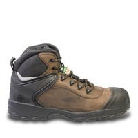 Men's Ultralite Comfort Pro 6-inch Safety Boots - Rock Brown (Special Offer)