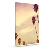 "Catherine McDonald ""Endless Summer"" Outdoor Canvas Wall Art"