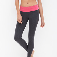 Colorblocked Yoga Leggings