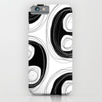 roundstone iPhone & iPod Case by Her Art