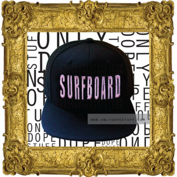 The Surfboard Snapback