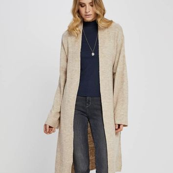 Action Long Cardigan