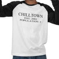 Big Brother Chilltown Boogie Shirt - Chill Town from Zazzle.com