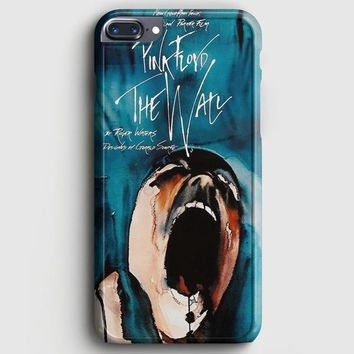 Pink Floyd The Wall Poster iPhone 7 Plus Case | casescraft